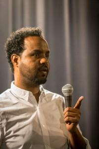 Föreläsning med Abdullahi Hussein