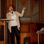 Jasna Jasarevic föreläser