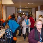 Öppet hus Bäckbyhuset 17 oktober 2015