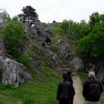 Borgen I Srebrenik. Foto - Emma Kilpinen