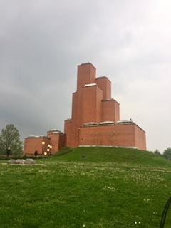 Muséet i Shumasom är tillägnat de mördade under andra världskriget.
