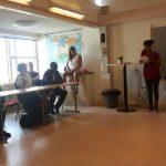 Studiebesök på Bäckby och SMF Språk